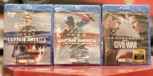 Buy Two Movies, Get One Free for Target REDcard Holders