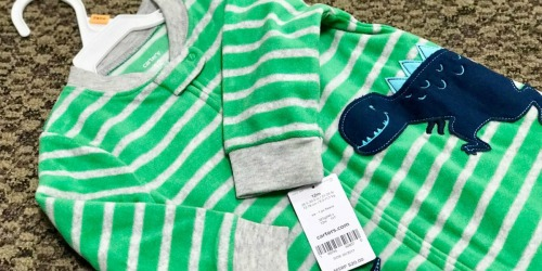 $100 Worth of Carter's Clothing Just $30 Shipped