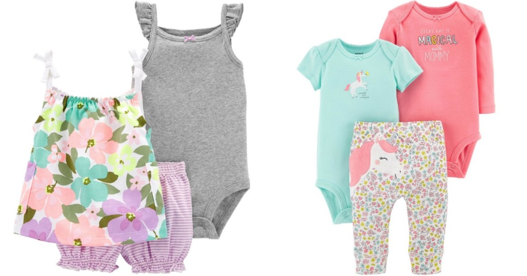 Carter's baby Girls Sets