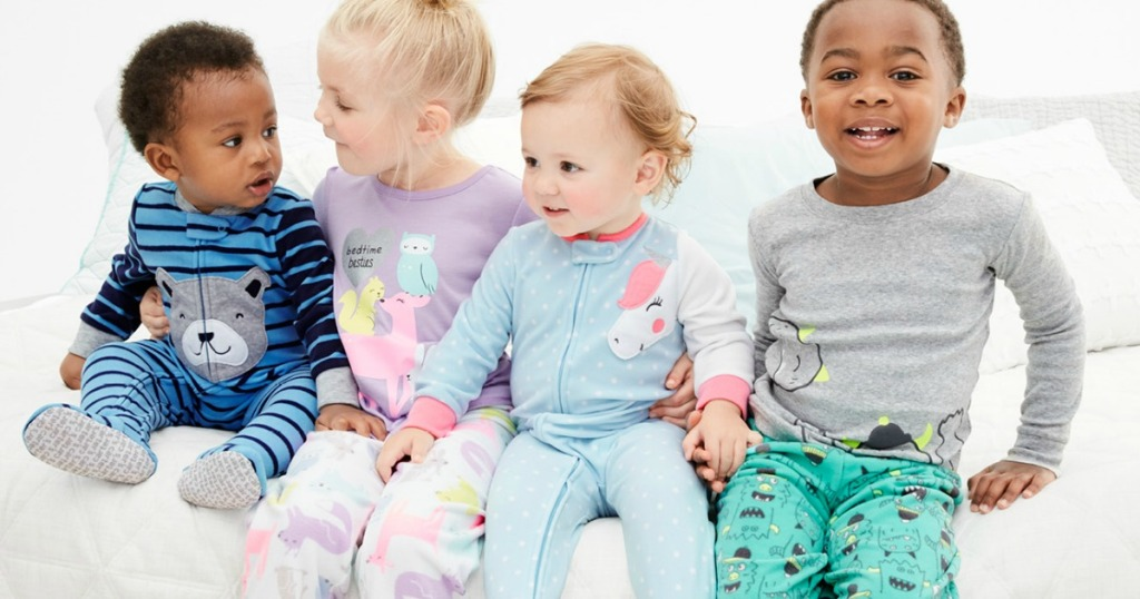 Carter's Kids & Baby Pajamas on Sale