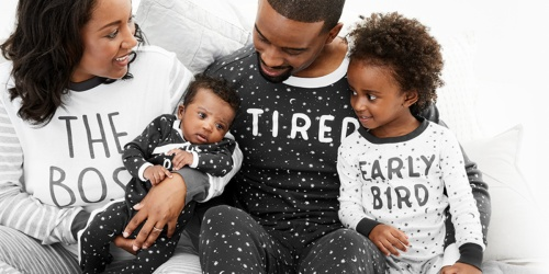 Carter's Matching Family Jammies Are Here & They're up to 50% Off