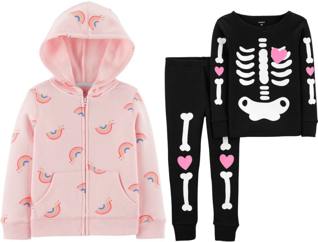 Carter's & Oshkosh B'gosh Apparel for Toddler Girls