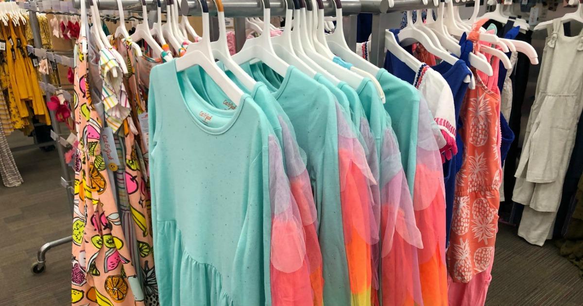 target girls dresses