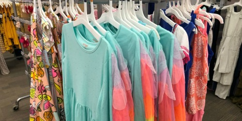 30% Off Cat & Jack Dresses at Target (In-Store & Online)