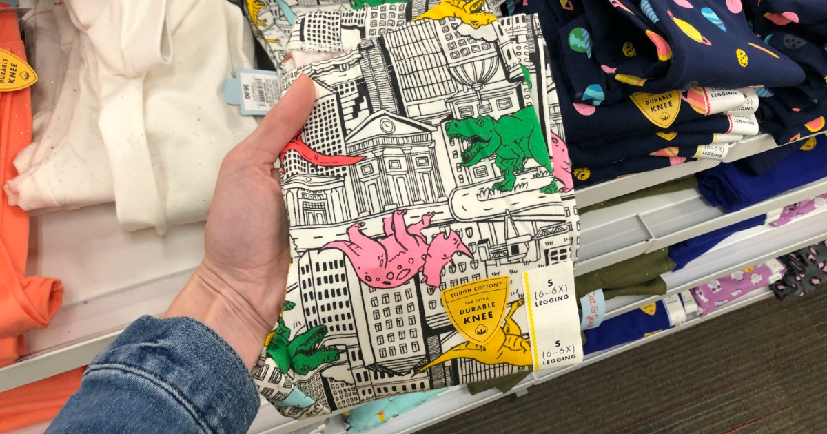 Cat & Jack Girls Leggings as Low as $3.50 at Target | In-Store & Online