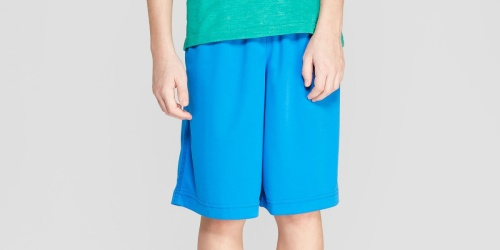 Cat & Jack Boys' Athletic Shorts Only $3.50 at Target.com