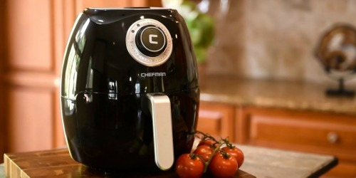 Chefman Air Fryer Just $34.99 at Best Buy (Regularly $60) | Awesome Reviews