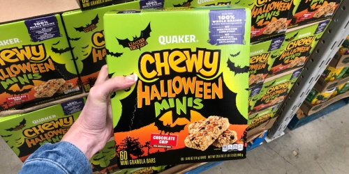 NEW Halloween Snacks at Sam's Club | Perfect for Trick-or-Treaters