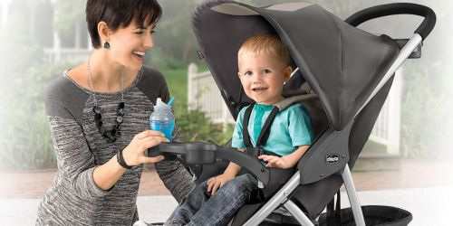 Chicco Viaro Quick-Fold Stroller Only $88 Shipped (Regularly $200) | Top-Rated
