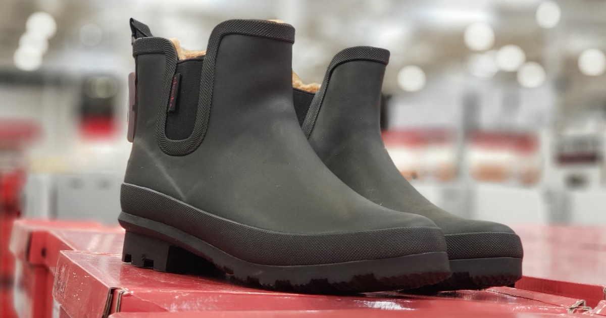 Chooka Ladies Lined Rain Boots Only $19