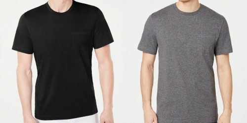 Up to 60% Off Men's Tees & Polo Shirts at Macy's