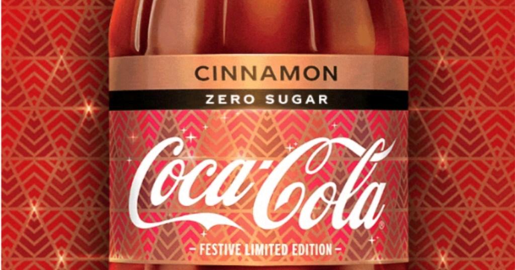 Coke Zero Cinnamon