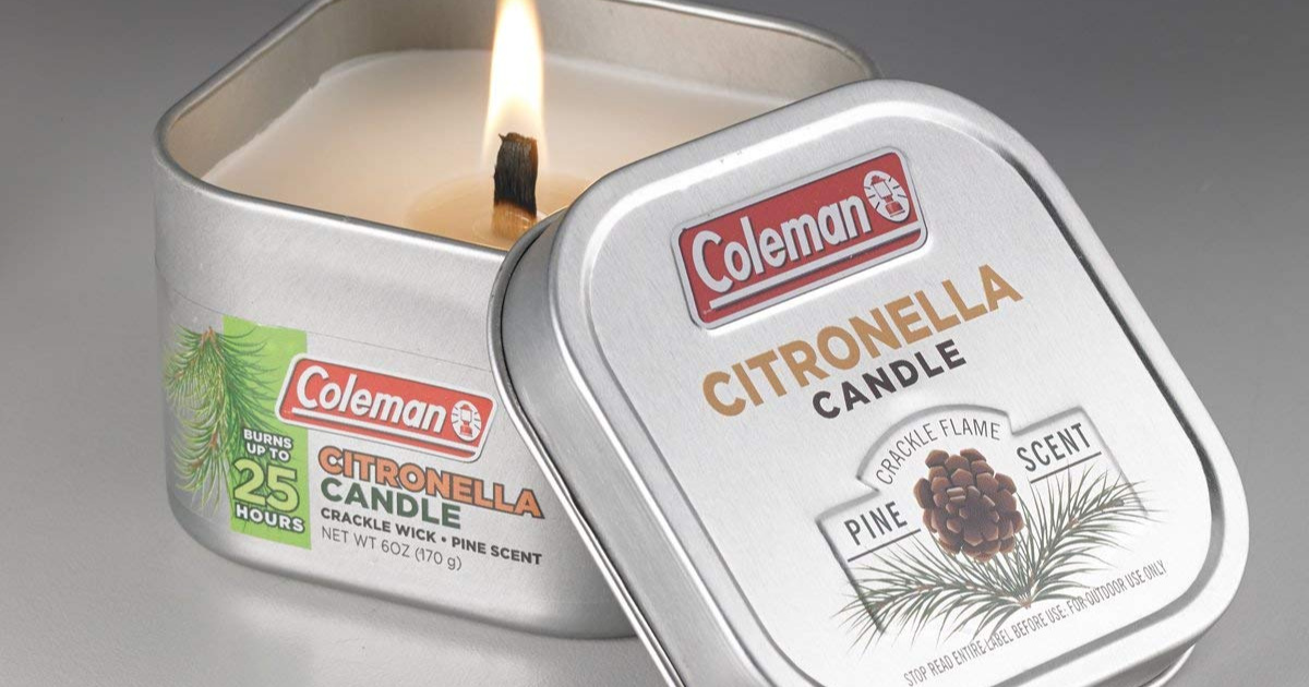 Citronella Candle Coupon: