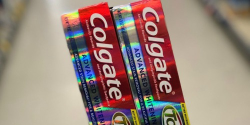 High Value $5/3 Colgate Toothpaste or Mouthwash Coupon