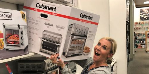 Cuisinart Air Fryer Toaster Oven as Low as $95.99 Shipped (Regularly $250) + Get $10 Kohl's Cash