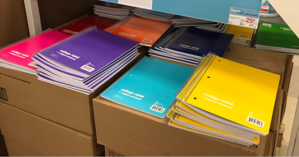Composition Notebooks