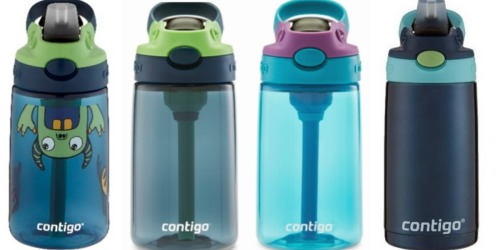 Over 5 Million Contigo Kids Water Bottle Lids Are Being Recalled… AGAIN