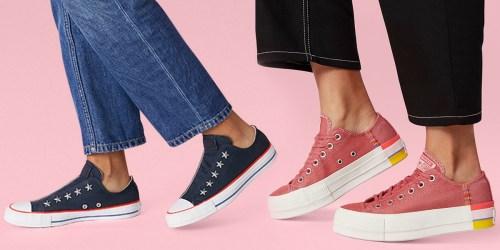 Converse Men & Women's Shoes as Low as $30 Shipped
