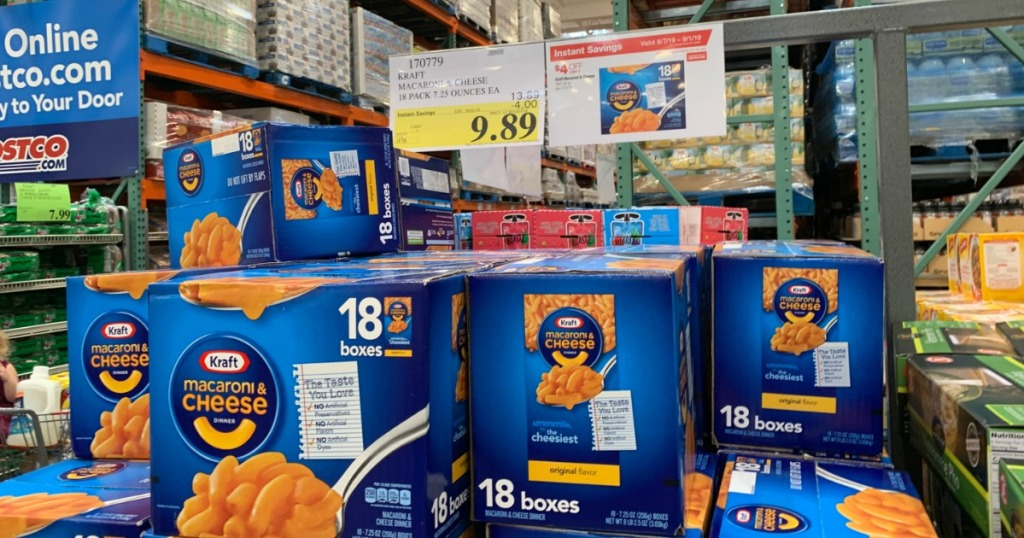Costco Warehouse Grocery Deals 8/7-9/1 | Kellogg's, Frito