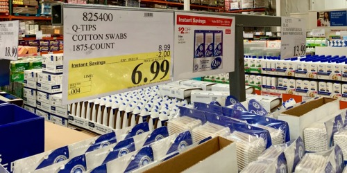 The Best Costco Health & Beauty Deals 8/7-9/1 | Q-Tips, Pantene, Cetaphil, Aveeno & More