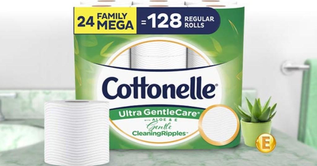 Cottonelle Ultra Mega Rolls Amazon