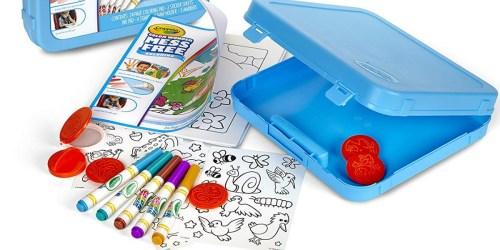 Crayola Color Wonder Mess Free Activity Set Just $8.49 (Regularly $15)