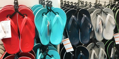 Up to 60% Off Crocs Sandals & Clogs