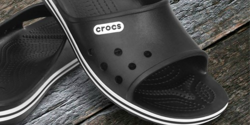 Crocs Crocband Slides Only $11.89 Shipped (Regularly $30) + More