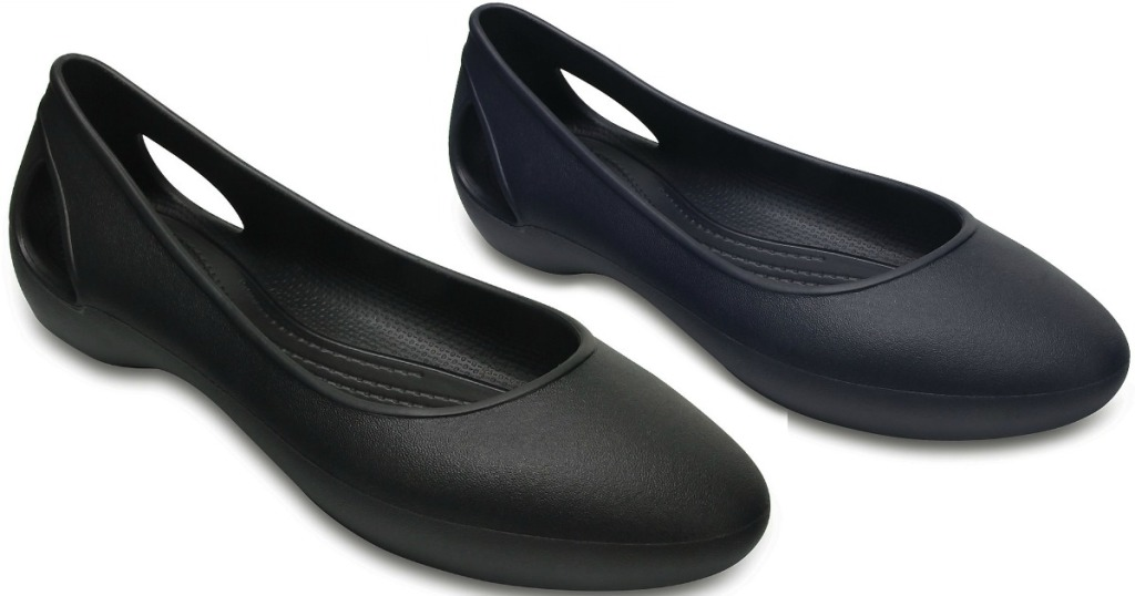 Crocs Women's Laura Flats