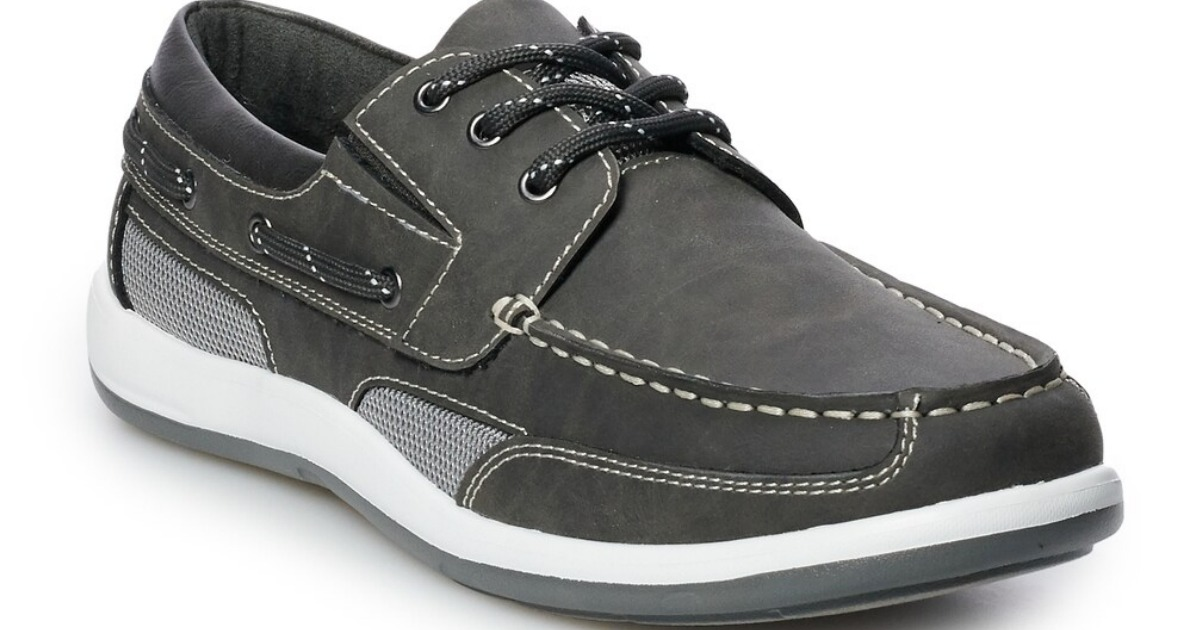 Croft \u0026 Barrow Men's Boats Shoes as Low