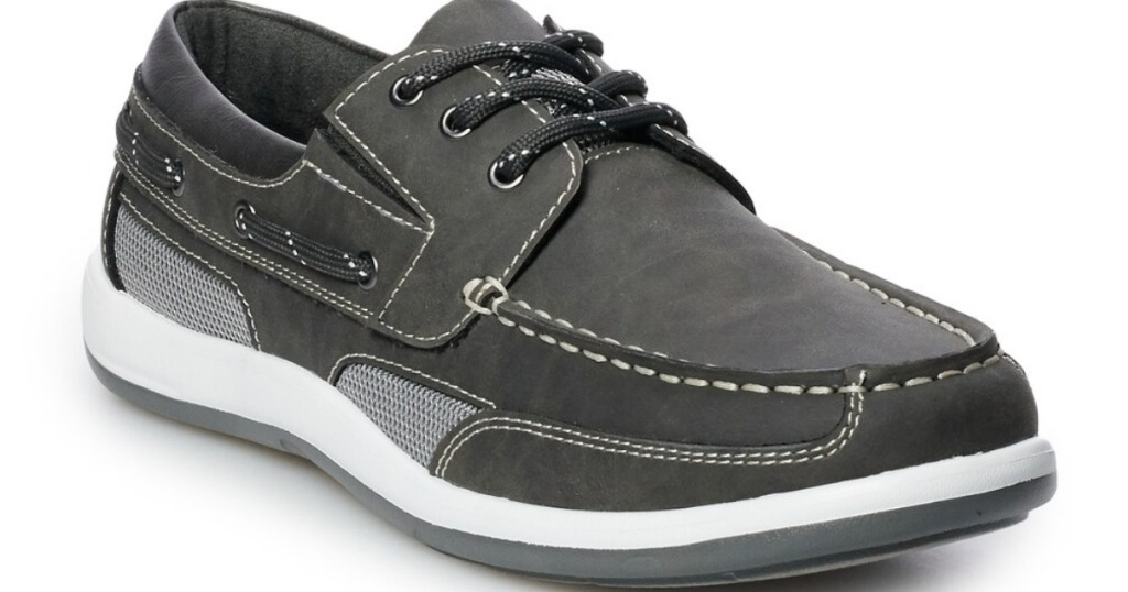 80971ed50ae Kohl's Cardholders | Croft & Barrow Men's Boats Shoes as Low as ...