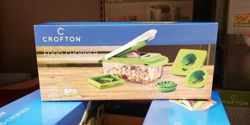 ALDI Food Chopper Only $9.99   Fun Kitchen Gadget
