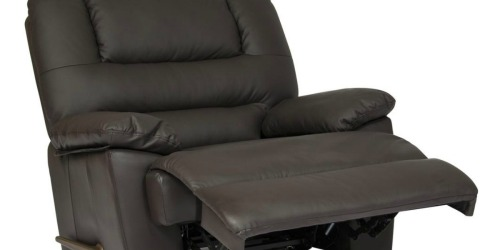 Deluxe Padded Rocking Recliner Only $199.99 Shipped (Regularly $417)