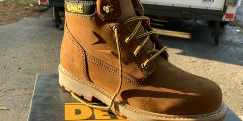 Up to 50% Off DeWalt Workwear & Boots at Home Depot + Free Shipping