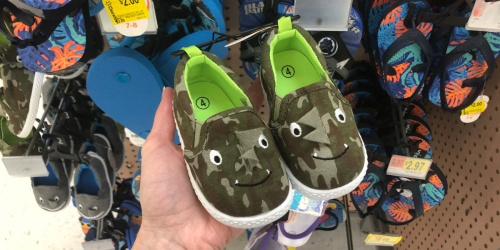 Up to 50% Off Kids Shoes at Walmart