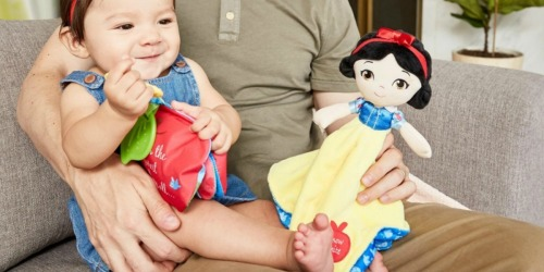 Disney Baby Princess Blanky Only $7 Shipped for Kohl's Cardholders (Regularly $20)