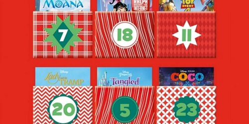 Pre-Order Disney Storybook 2019 Advent Calendar Only $20.55 at Amazon (Just 85¢ Per Book)