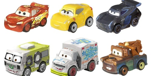Disney Pixar Cars Mini Racers 10-Pack Only $13.99 at Amazon (Regularly $20)