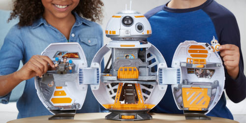 Disney Star Wars Galactic Heroes BB-8 Adventure Base Only $17 at Walmart.com (Regularly $80)