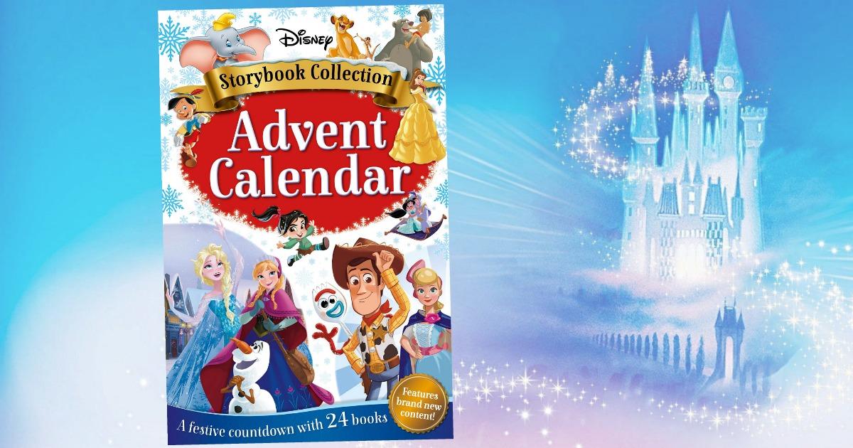 pre order 2019 disney storybook advent calendar just 22. Black Bedroom Furniture Sets. Home Design Ideas