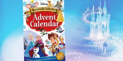 Pre-Order 2019 Disney Storybook Advent Calendar Just $22.62 on Amazon (Less than $1 Per Book)