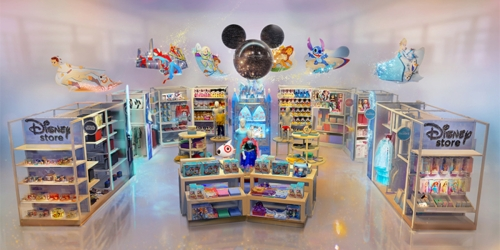 Disney Store Opening Inside Target on October 4th
