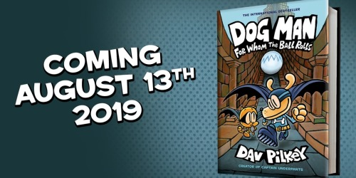 Dog Man: For Whom the Ball Rolls Hardcover Book Only $5 (Pre-Order Now)