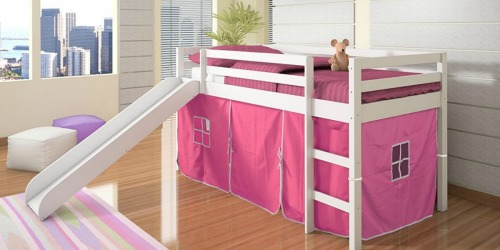 Twin Bunk Bed Only $219.94 Shipped (Regularly $500) + More Kids Bed Deals