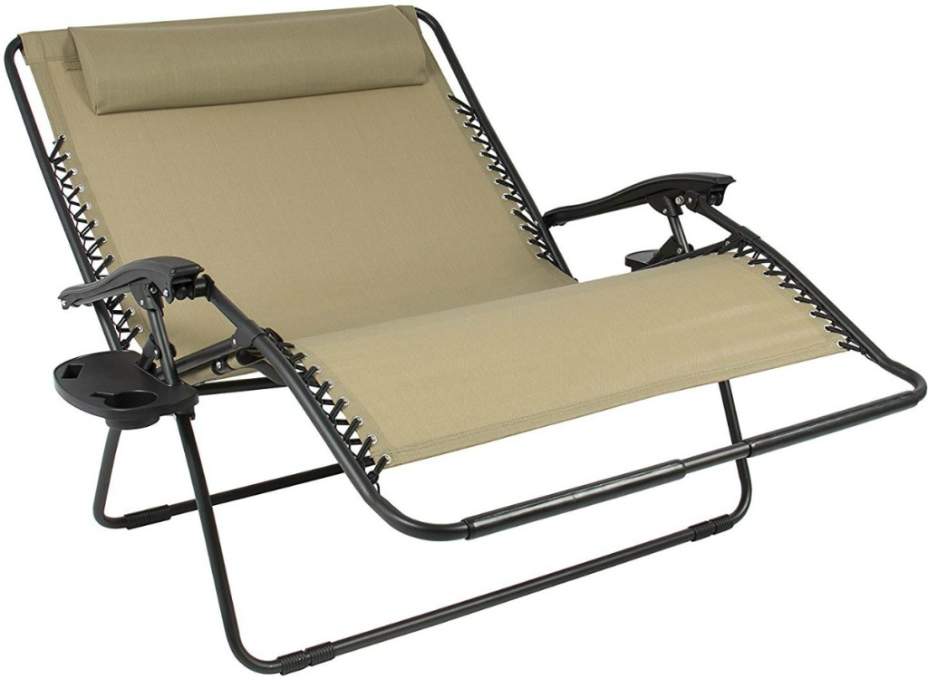 2 Person Zero Gravity Chair Lounger Only 89 99 Shipped Regularly 222 Hip2save