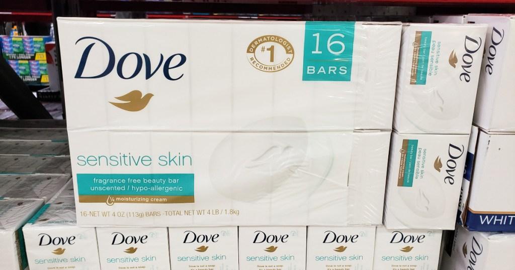 Dove Beauty Bars