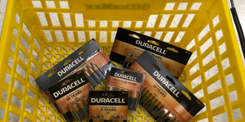 FREE Batteries or K-Cups After Office Depot/OfficeMax Rewards (Starting 8/25)