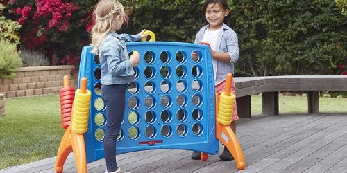 Giant Connect-4 Game Only $97.49 Shipped at Amazon + More