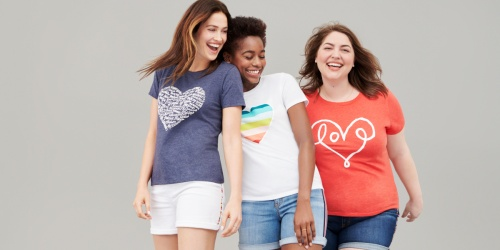 Over 50% Off Women's Apparel at Walmart | Tees, Hoodies & More