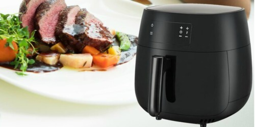 Emerald 4.2-Quart Air Fryer Only $29.99 at Best Buy (Regularly $70)